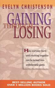 Cover of: Gaining through losing