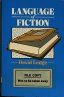 Cover of: Language of fiction