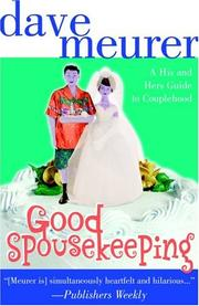 Cover of: Good spousekeeping