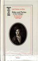 Cover of: Cissides und Paches