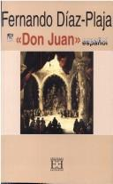 "Cover of: El ""Don Juan"" español"
