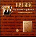Cover of: Mil y tantos tiquismos (costarricensismos)