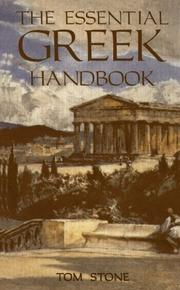 Cover of: The Essential Greek Handbook