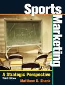 Cover of: Sports marketing | Matthew D. Shank