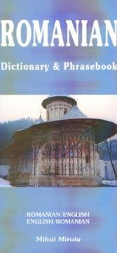 Cover of: Romanian-English, English-Romanian dictionary & phrasebook