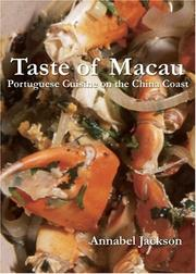 Cover of: Taste of Macau