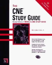 Cover of: CNE study guide | David James Clarke