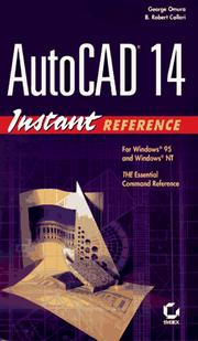 Cover of: AutoCAD 14 instant reference