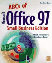 Cover of: ABCs of Microsoft Office 97, small business edition