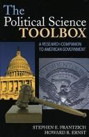 Cover of: The political science toolbox | Stephen E. Frantzich