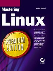 Cover of: Mastering Linux Premium Edition