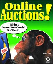 Cover of: Online Auctions! I Didn