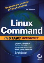 Cover of: Linux Command