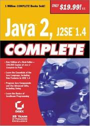Java 2 by Sybex Inc., Sybex Inc.
