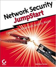 Cover of: Network Security JumpStart | Matthew Strebe