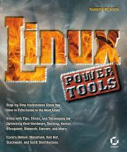 Cover of: Linux power tools