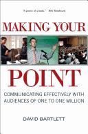 Cover of: Making your point | David Bartlett