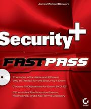 Cover of: Security+ fastpass | James Michael Stewart