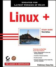 Cover of: Linux+ Study Guide, 3rd Edition (XKO-002)