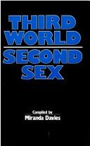 Cover of: Third World - second sex |