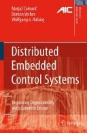 Cover of: Distributed embedded control systems | M. ColnaricМЊ