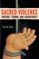 Cover of: Sacred violence