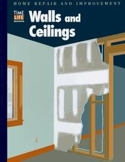 Cover of: Walls and Ceilings (Home Repair and Improvement (Updated Series))