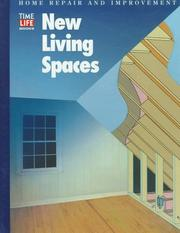 Cover of: New Living Spaces (Home Repair and Improvement (Updated Series))
