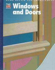 Cover of: Windows and Doors (Home Repair and Improvement (Updated Series))