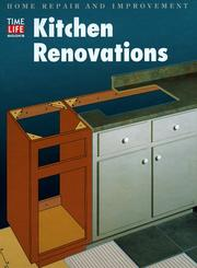Cover of: Kitchen renovations
