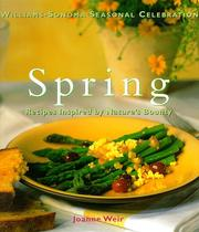 Cover of: Spring | Joanne Weir
