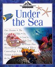 Cover of: Under the sea | Linsay Knight