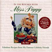 Cover of: In the Kitchen with Miss Piggy by Jim Lewis