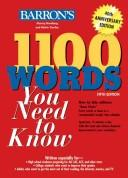 Cover of: 1100 words you need to know | Murray Bromberg