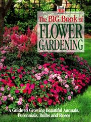Cover of: Big Book of Flower Gardening