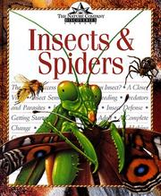 Cover of: Insects & spiders