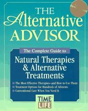 Cover of: The Alternative Advisor
