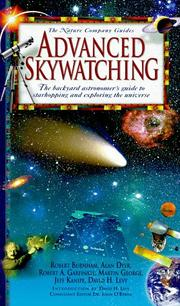 Cover of: Advanced Skywatching | Alan Dyer