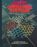 Cover of: Advanced concepts in operating systems by Mukesh Singhal