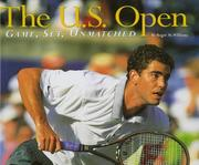 Cover of: The U.S. Open