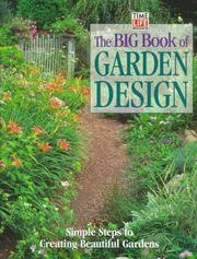 Cover of: Big Book of Garden Design