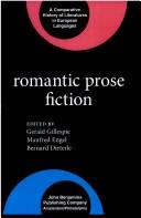 Cover of: Romantic prose fiction
