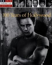 Cover of: 100 years of Hollywood |
