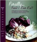 Cover of: Finally-- food I can eat | Shirley Plant
