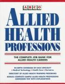 Cover of: Allied Health Test