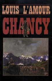 Cover of: Chancy