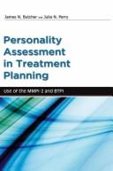 Cover of: Personality assessment in treatment planning