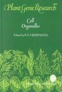 Cover of: Cell organelles |
