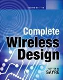 Cover of: Complete Wireless Design