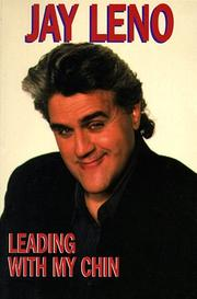 Cover of: Leading with my chin